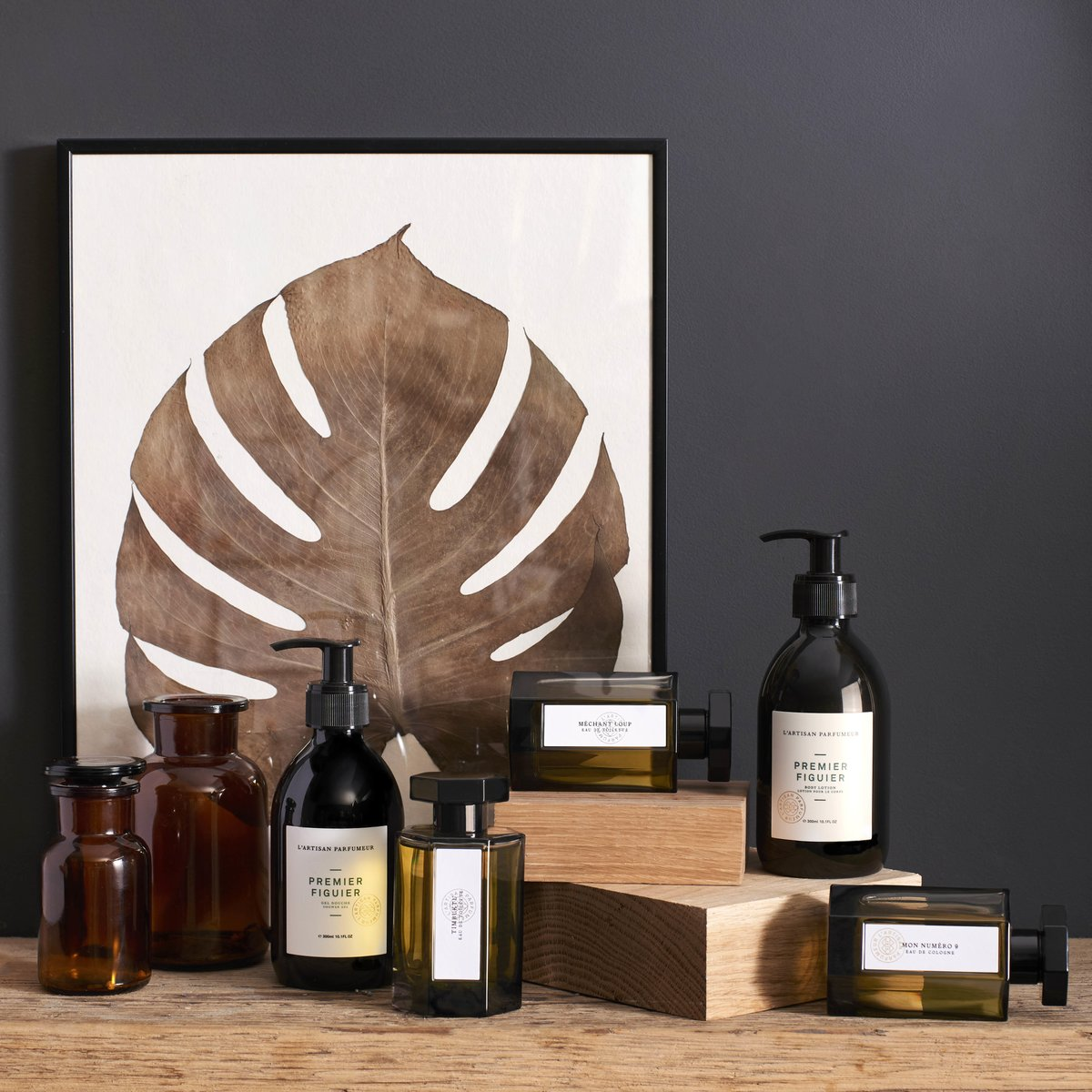 For him, this Valentine's Day, a gift of  earthy seductive tones, elegant aromatic greens or mysterious balsamic woods. https://t.co/GsOIyyJxIA