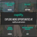 We are hiring! Explore exciting roles available across @Captify's global offices: https://t.co/sNrtqGBMiM #captifycareers #captify #adtech #media #adtechcareers