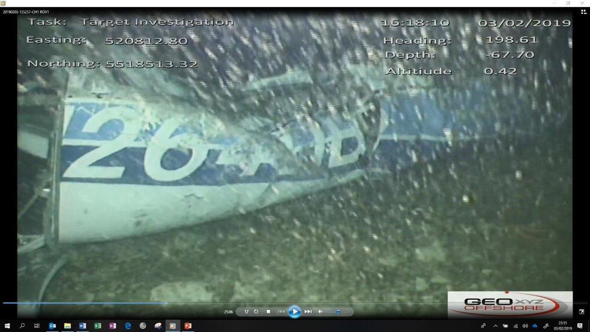 Encuentran un cuerpo en los restos de la avioneta donde volaba Emiliano Sala