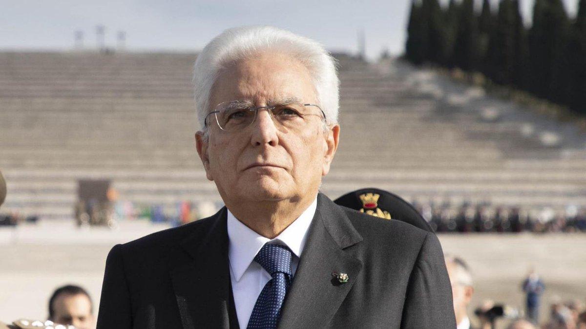 Migranti, il presidente Mattarella: la risposta è l'accoglienza #sergiomattarella https://t.co/2OSpuLQoNK