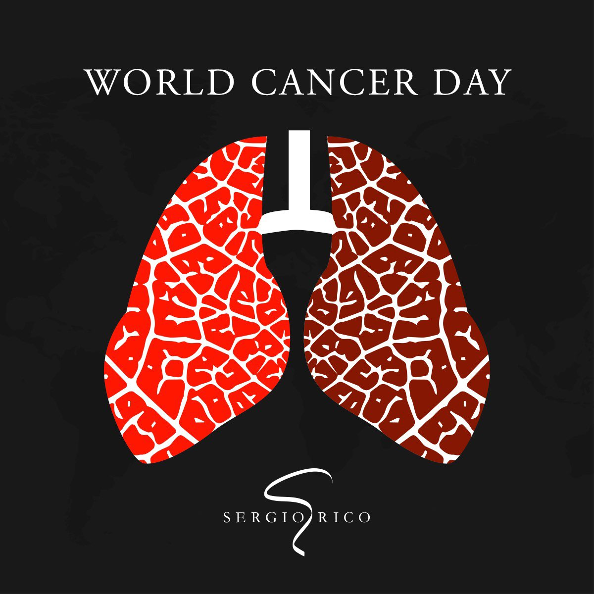 If the air runs out, we will be your lungs! Never give up  #WorldCancerDay     Si te falta el aire, nosotros seremos tus pulmones. ¡Nunca te rindas!  #DíaMundialContraElCáncer <br>http://pic.twitter.com/oNsQCHiZts