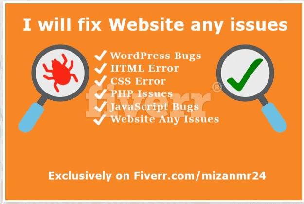 Check it out!!! I will fix all WordPress and CSS bugs within 1 hour for $10 #WorldCancerDay  #CBIvsMamata #IAmAndIWill  #CocaCola #JCwithELKDTALteam #150TLdenTTVerilir #FelizLunes #pazartesi #DiaMundialContraElCancer #PopeFrancisInUAE #WorldCancerDay    https://www. fiverr.com/s2/06ad884e8c  &nbsp;  <br>http://pic.twitter.com/l5WWMXVcYx