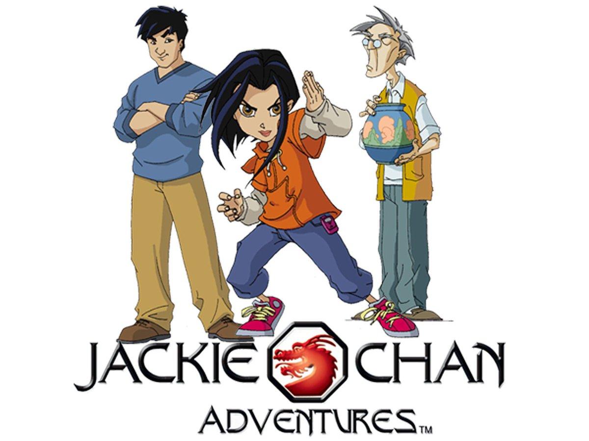 jackie chan adventures - HD1200×900