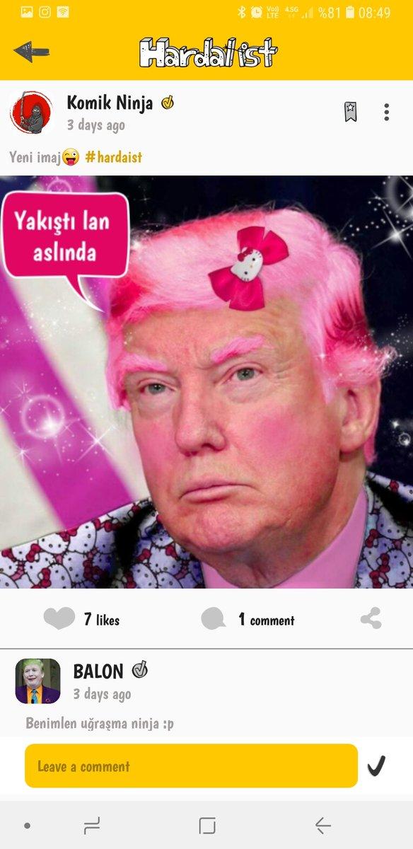 New image @POTUS @realDonaldTrump   http:// hardalist.com     | Make a cartoon!  #pazartesi #OkullarAçıldı #okuladönüş #iyihaftalar #mutluhaftalar #HayırlıHaftalar #pazartesi #PazartesiSendromu #ZamanıGeldi #enflasyon #komik #komikvideolar #Trump<br>http://pic.twitter.com/PfHkldbdM5