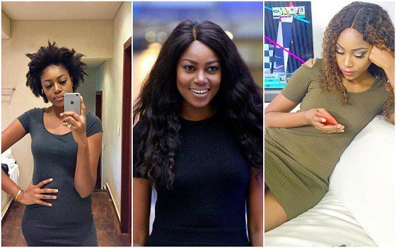 DyjkEIqVsAEjbZ0 - 'I Need A Date' – Ghanaian Actress, Ynonne Nelson, Reveals As She Step Out Looking 'All Glow' (Pictures)
