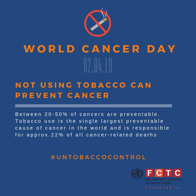 WHO FCTC on Twitter: