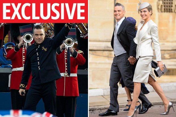 Robbie Williams slams second referendum plans as he wades into #brexitdebate  https://t.co/F1dd0IWzp4