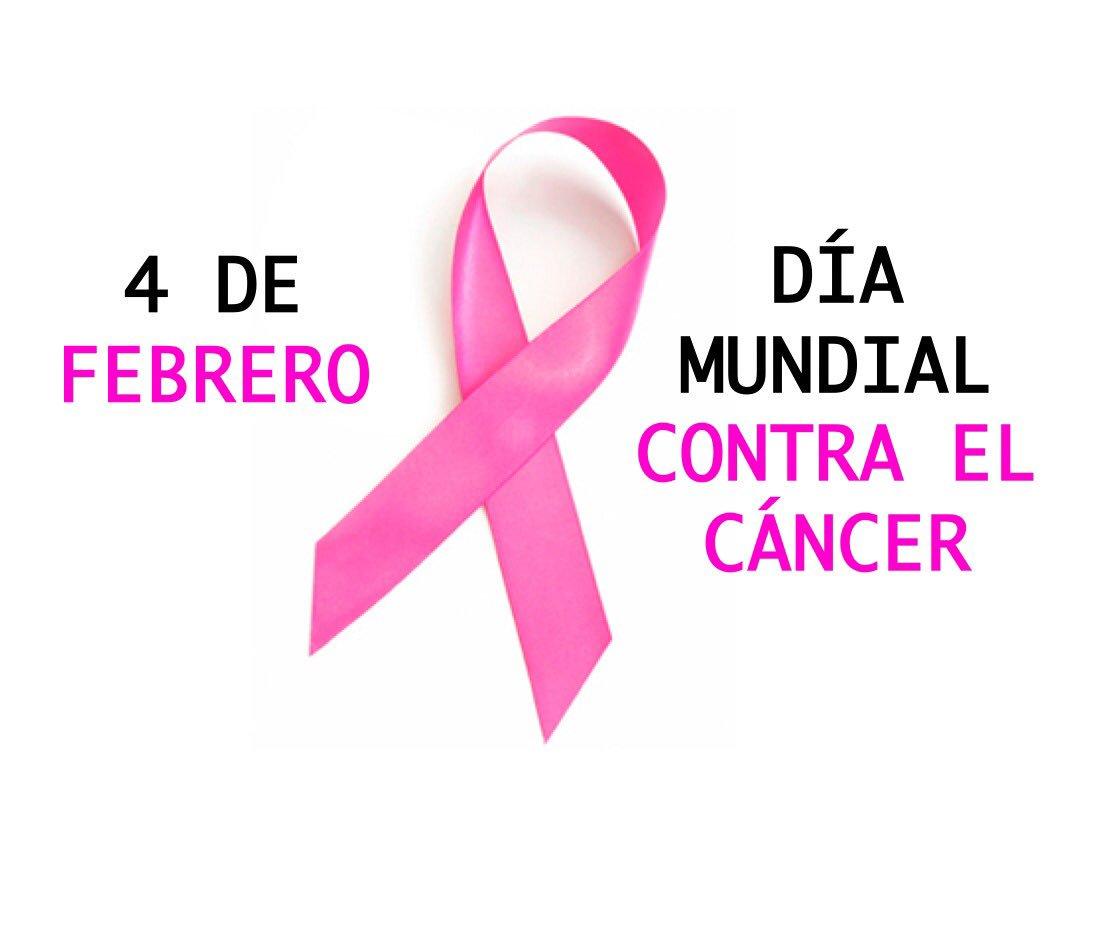 #diamundialcontralelcancer