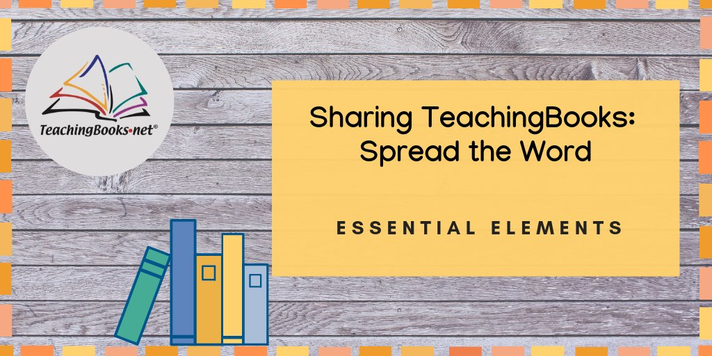 test Twitter Media - Get the most out of your TeachingBooks license by sharing this dynamic suite of resources with everyone in your reading community.  Sign up: https://t.co/koJwoOqGDB https://t.co/onqihE3sT1