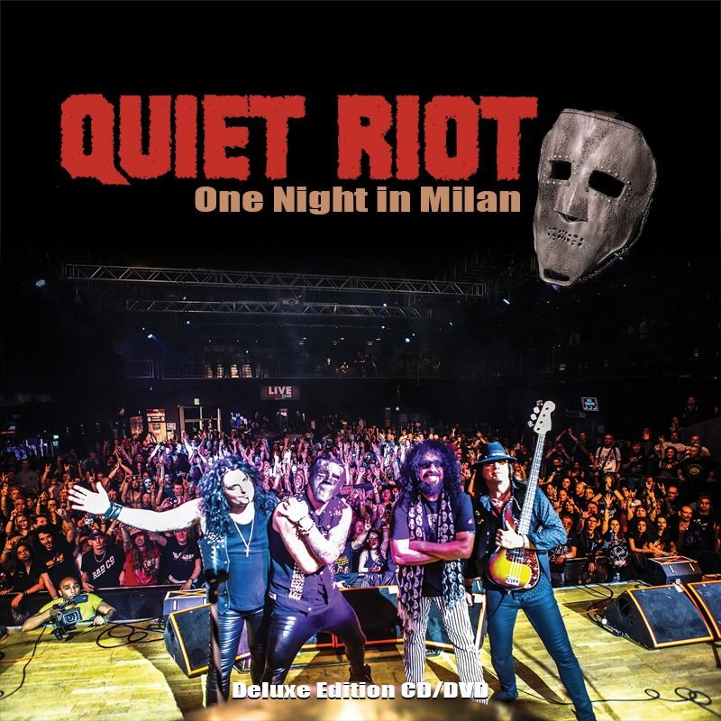 "New track on BCJRADIO (…http://classicrock-cobybcjradio.playtheradio.com/ ) from Quiet riot lp ""One night in Milan"" ! #QuietRiot #One #Night #Milan @BCJRADIO website :…http://classicrock-cobybcjradio.playtheradio.com/    #HardRock #ClassicRock #Music #NewMusic #Webradio #Radio #Live #Concert #Alive  #Rock @QUIETRIOT"