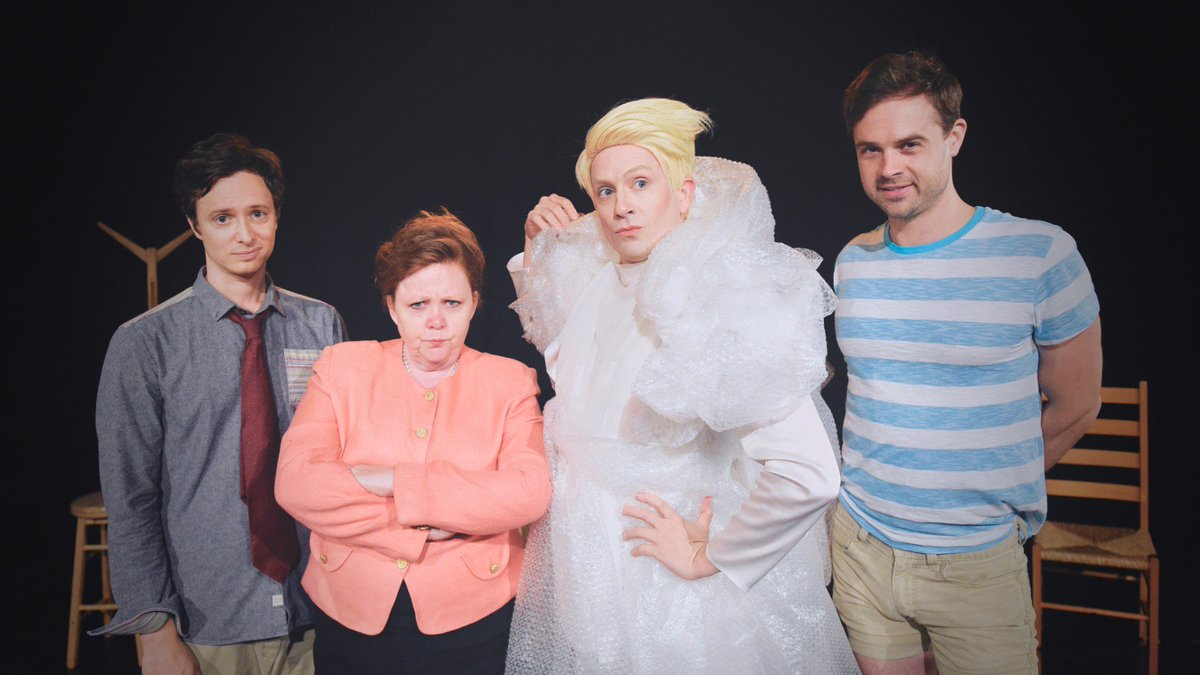 'Tilda Swinton Answers An Ad On Craigslist' starring Tom Lenk comes to #VAULTFestival2019 this Wednesday, and is one of @EveningStandard's best LGBTQIA+ things to do in London this February! Tickets selling fast so book now to avoid a sad face. https://vaultfestival.com/whats-on/tilda-swinton-answers-an-ad-on-craigslist/…
