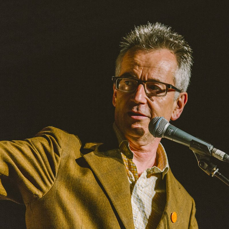 Whats on Appleby in Eden Valley: Family Wordship: John Hegley