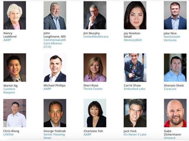 Have you reserved your seat for our 16th Annual #BoomerSummit? Our speaker list continues to grow, don't miss out!  We are offering a discount for a *limited time* with code: wnfom20  Reserve your seat here: https://bit.ly/2D4DAbS