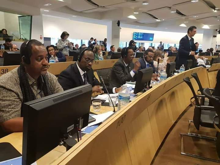 #Somaliland: Mayors of #Hargeisa and #Berbera cities have attended the local and regional partnership for sustainable urban development meeting at the #European commission in #Brusells.  @Gobannimo @Rooble2009 @kibaaro @JamaMusse @somalilandmfa @AARaage @tirsity @Abdilahi2019pic.twitter.com/KXdKwiyLni