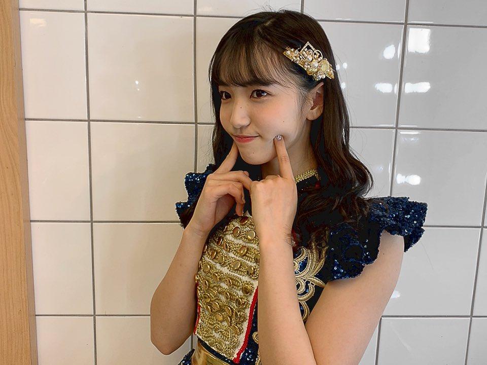 AKB48 55枚目の、ニューシングルの選抜にこの度を選んでいただくことができました🥳㊗️ みうファンのみんながいてくださるから、私も頑張れます! 前のシングルから、「選抜継続」を目標に頑張ってきました♪ 目標が叶って嬉しいです! これからも、よろしくお願いします。  #AKB48 #55th #シングル