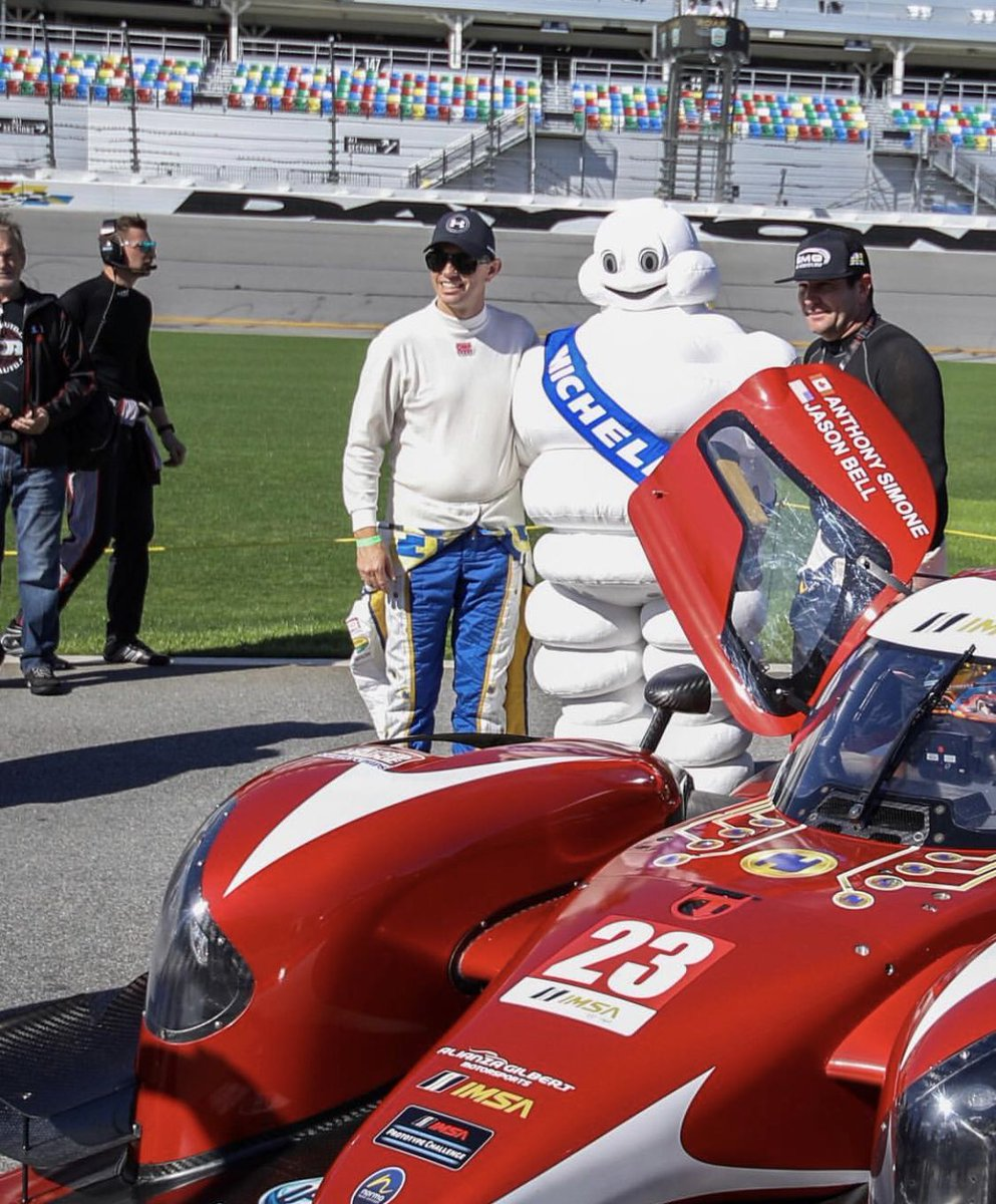 Just another Michelin Monday. #MichelinMonday