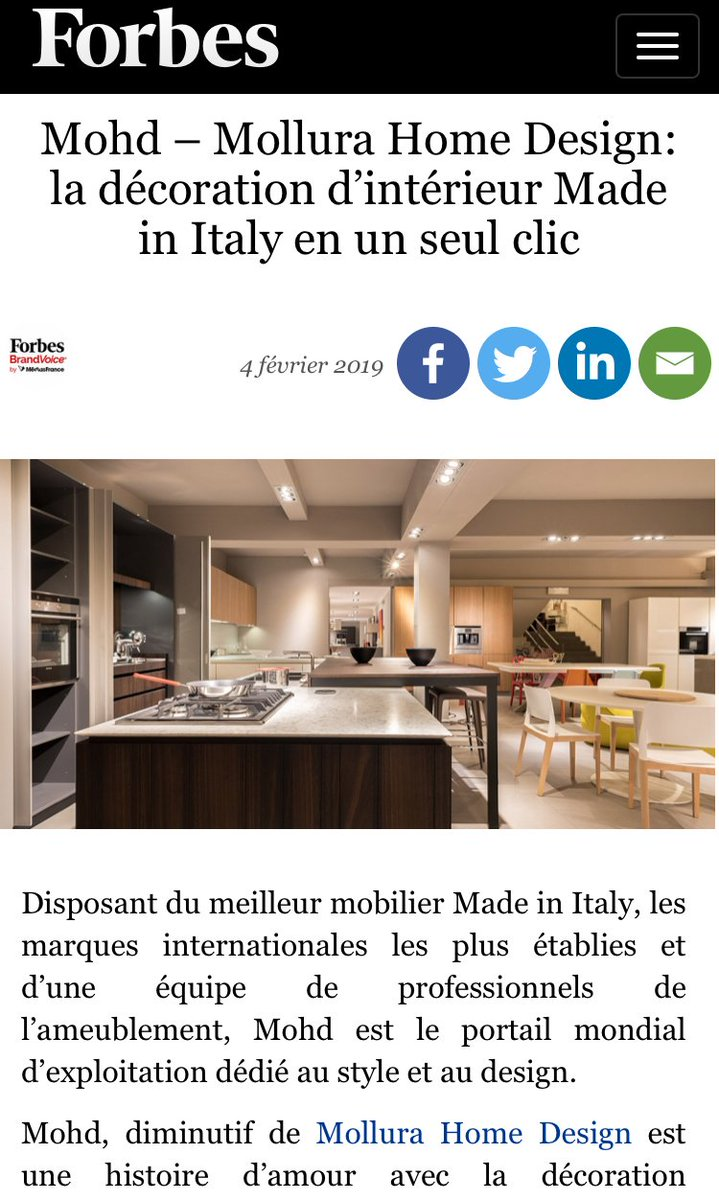 "Magazine Decoration Interieur Design mollura home design on twitter: ""mohd on @forbes_fr excited"