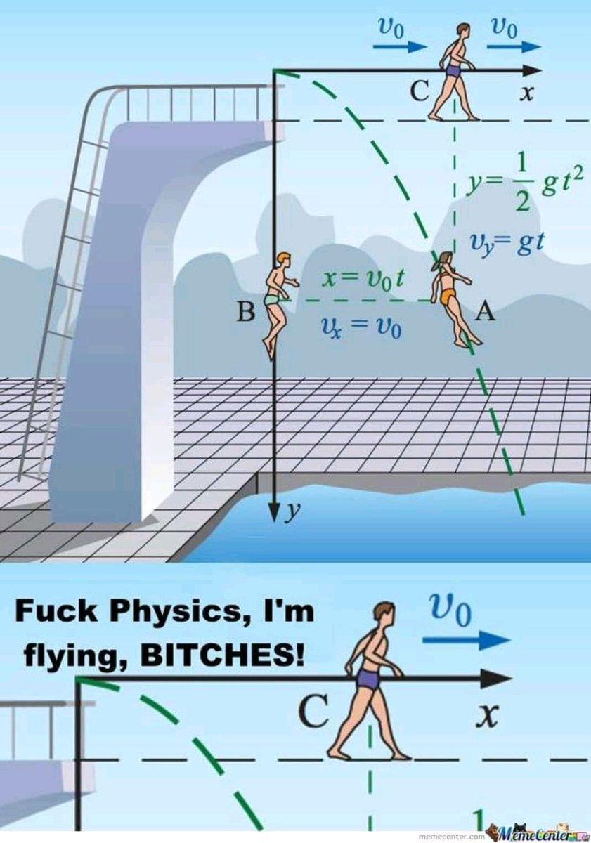 Прикольные картинки по физики