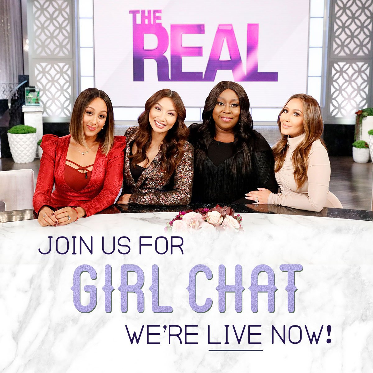 girl chat the real