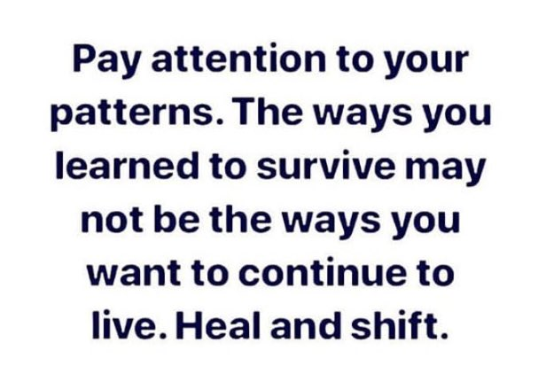 #MondayMantra #HealAndShift