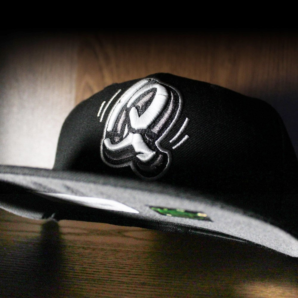 Rancho Cucamonga Quakes New Era Fitteds (Gray Under Brim) SALE Code  CNY  http e4dff04c14d3