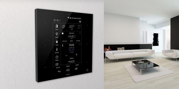أنظمتنا الذكية هي أيضاً قطع جمالية في منزلك وليست مجرد نظام للتحكم بأجهزة المنزل وحمايته.