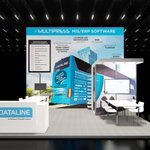 Image for the Tweet beginning: Le bus Dataline vous attend