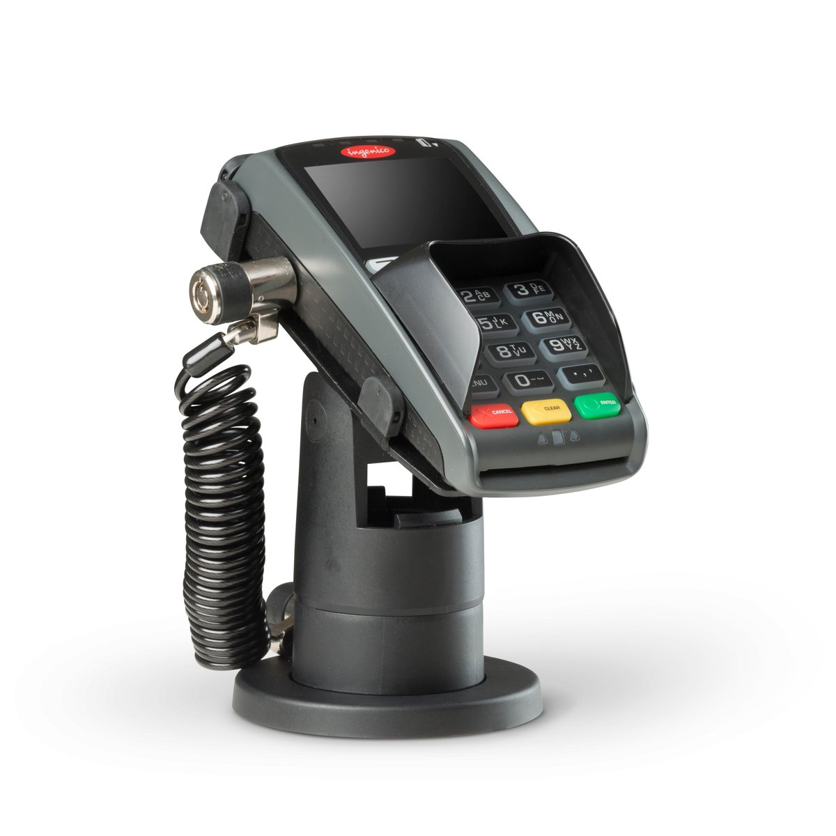 """test Twitter Media - RIS says it best """"As data breaches become more commonplace, consumers are demanding increased security from retailers while expecting transparency & honesty from the brands they engage with."""" Protect your payment terminal from breaches with a #PCI compliant mount & security lock. https://t.co/nvfwhaO0iH"""
