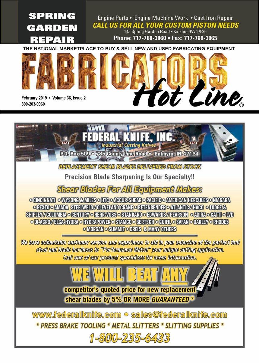 Industrial Machine Trader On Twitter Fabricator S Hotline Links