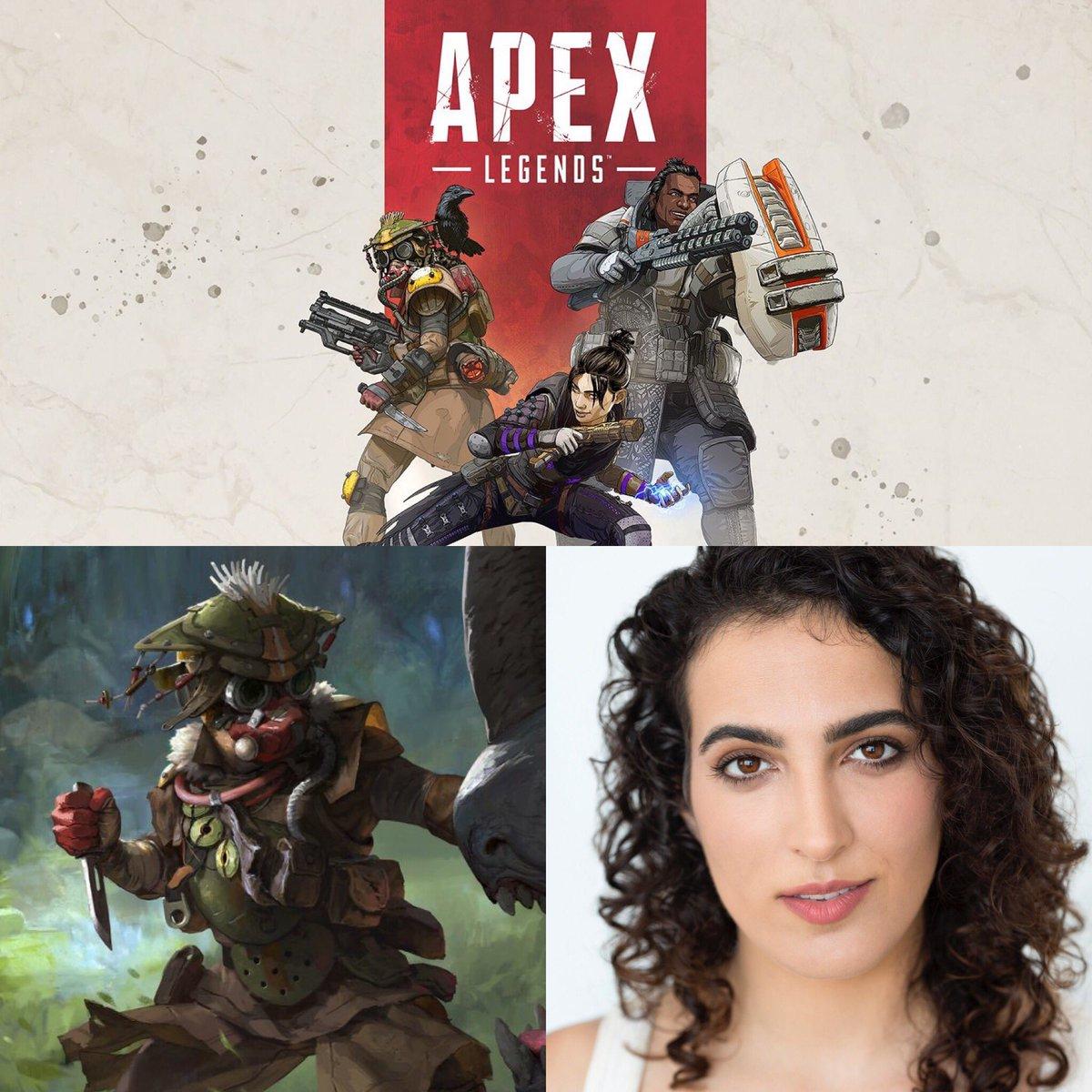 Allegra Clark apex legends