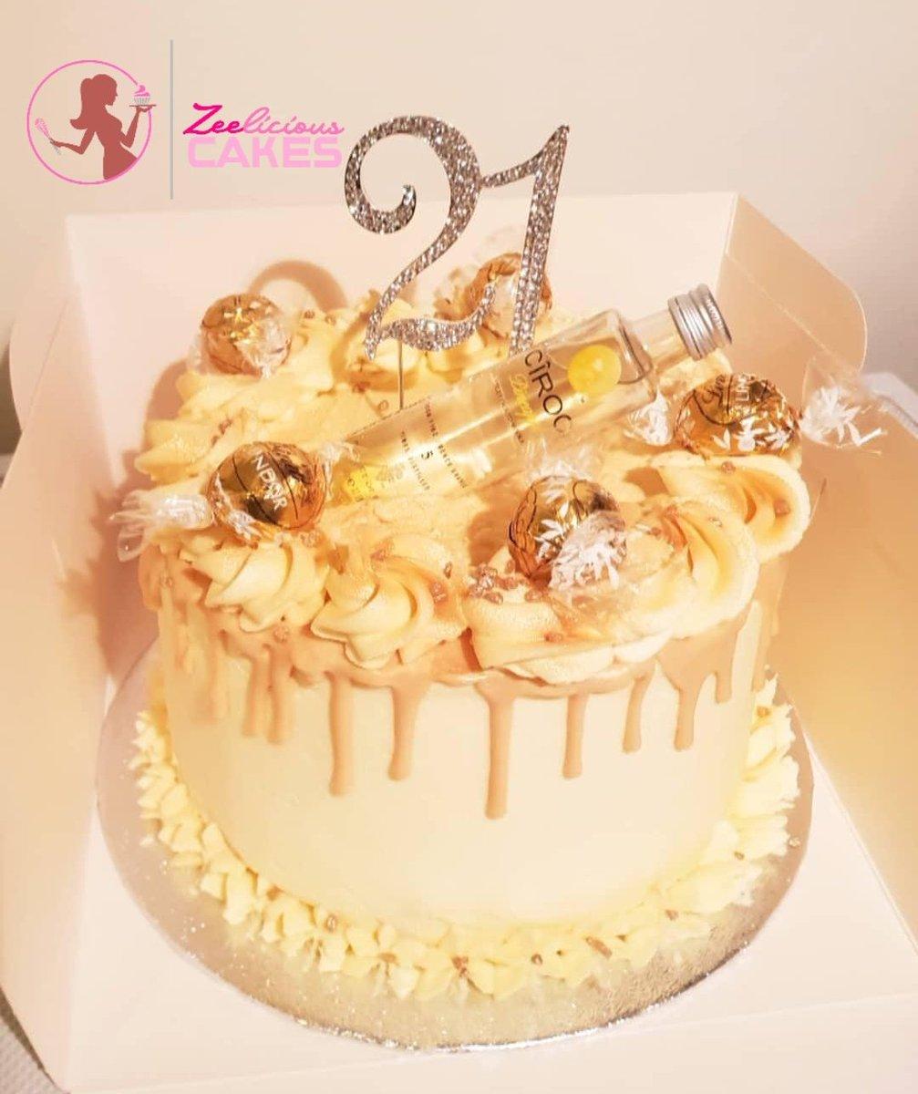 Astonishing Zeelicious Cakes Zeeliciouscakes Twitter Personalised Birthday Cards Veneteletsinfo