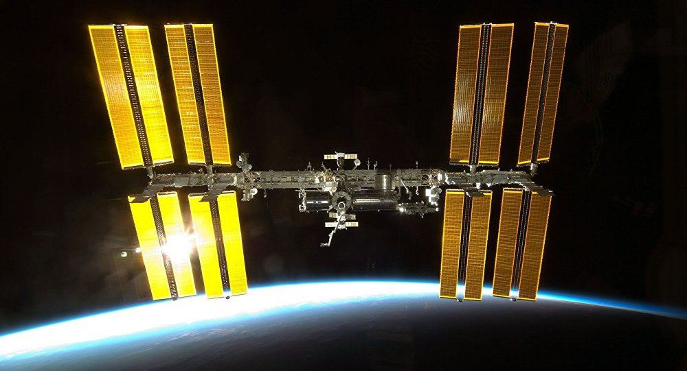 Over 10 liters of water leaked from space toilet in US segment of #ISS – source https://t.co/v0QnQVA9WT