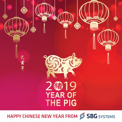 SBG Systems wishes you good luck and great success in the coming New Year!