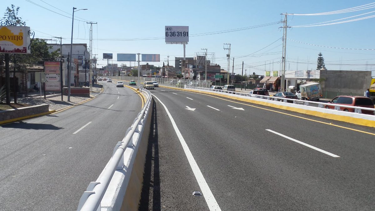 Tarcisio Rodriguez On Twitter Buen Dia Recuerda Que Ya Puedes Utilizar El Nuevo Puente De Glorieta Santa Fe En Gto Grandezademexico Bajale