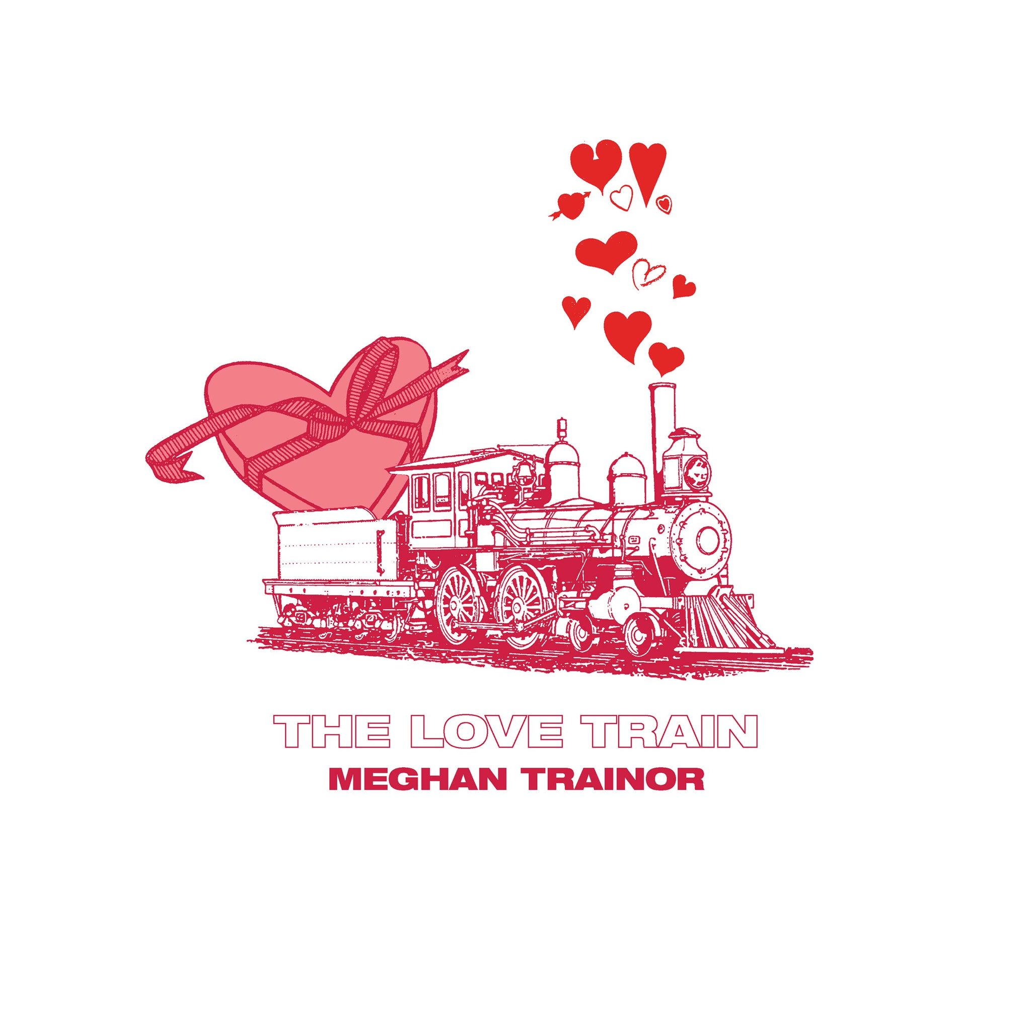 Image result for The Love Train — Meghan Trainor