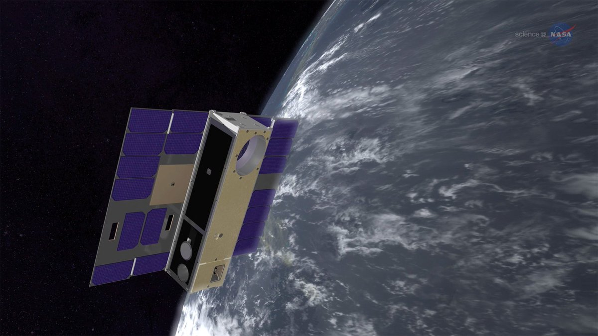 #NASA uses #CubeSats for new science missions and to test new electronics, sensors and software that might be included on larger #missions. #SMD #EarthScience #Astrophysics #PlanetaryScience #Heliophysics