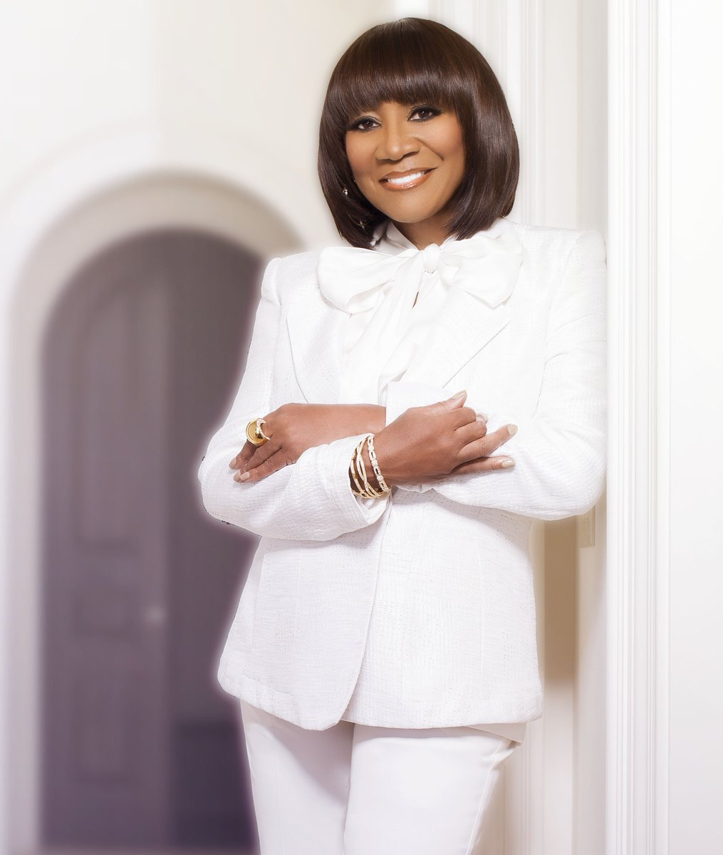 Beautiful simply does not describe the incomparable force known to the world as @MsPattiPatti. Don't miss her at The Cowlitz Ballroom on 2/28! http://bit.ly/2DLVhh2