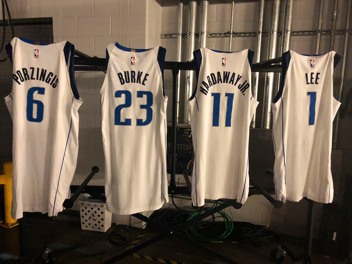 official photos 25fb1 0e93c Dallas Mavericks on Twitter: