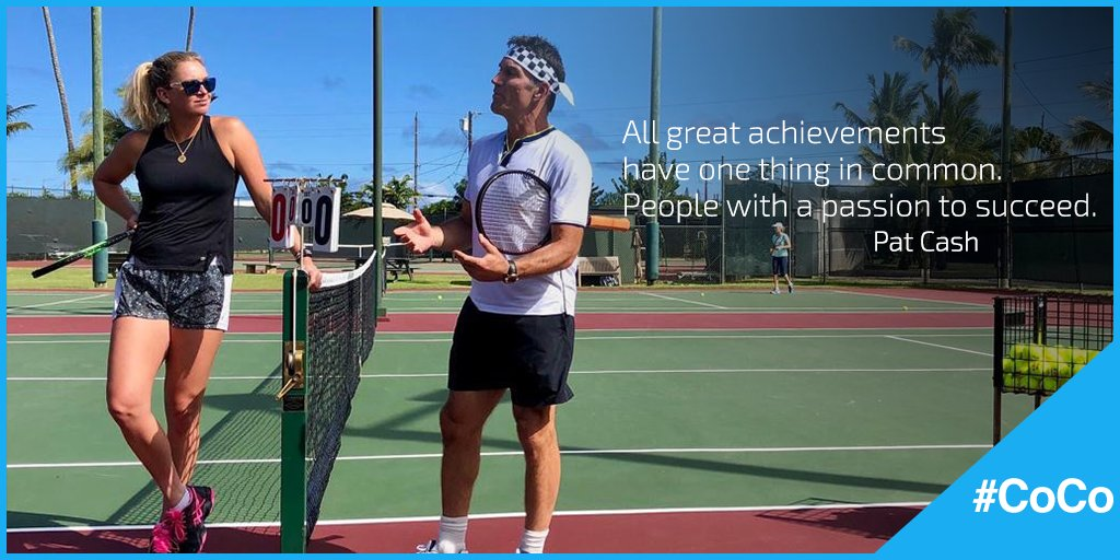 Always keeping me in check. @TheRealPatCash #MondayMotivation