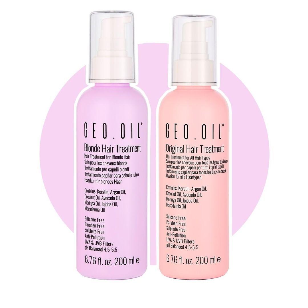 GEO OIL Blonde & Original Hair Treatment (200ml)⠀⠀⠀⠀ ⠀⠀⠀⠀ Available now on Amazon. ⠀https://www.amazon.co.uk/dp/B07KWZWR4W?ref=myi_title_dp…  #hairtreatment #hair #salon #haircare ⠀⠀⠀