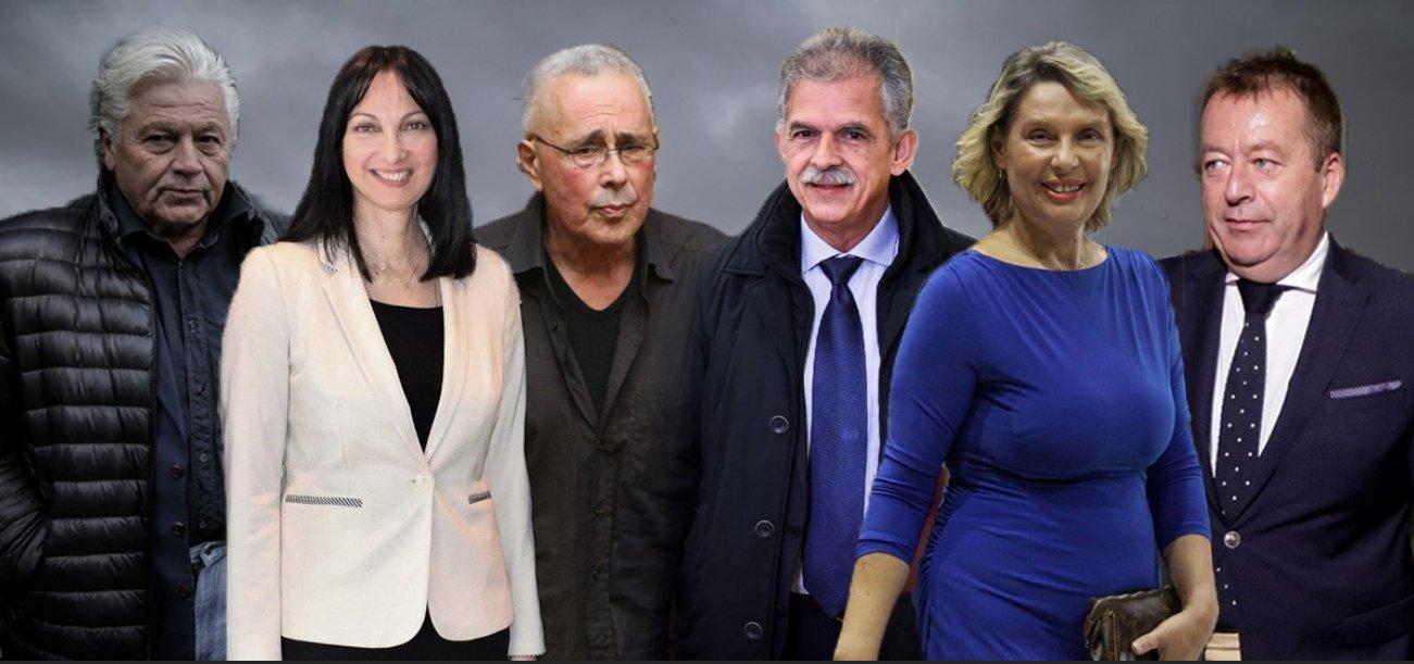 Τώρα και «κοινόχρηστοι» βουλευτές - Η ΔΙΠΛΗ παρανομία της αριστεράς με τους 6