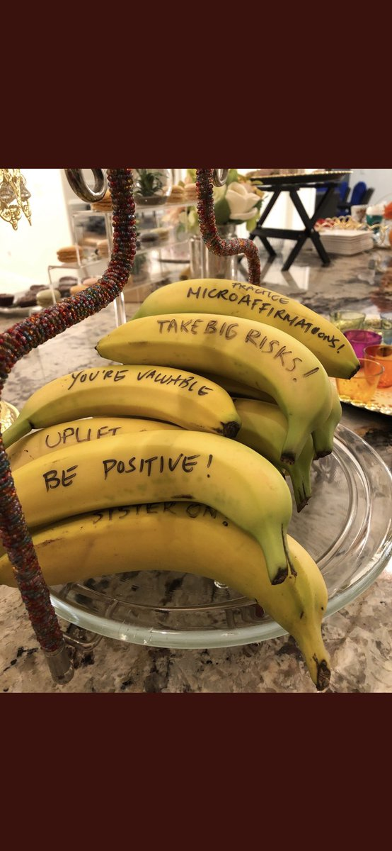 Looking forward to tomorrow. I will never look at a banana the same way @Cabs1C @marjoriemcgint1 @joehands80 @KarlaHardie1