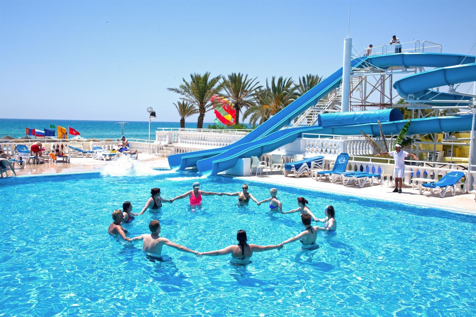 отель самира клаб в тунисе фото почему дальняя