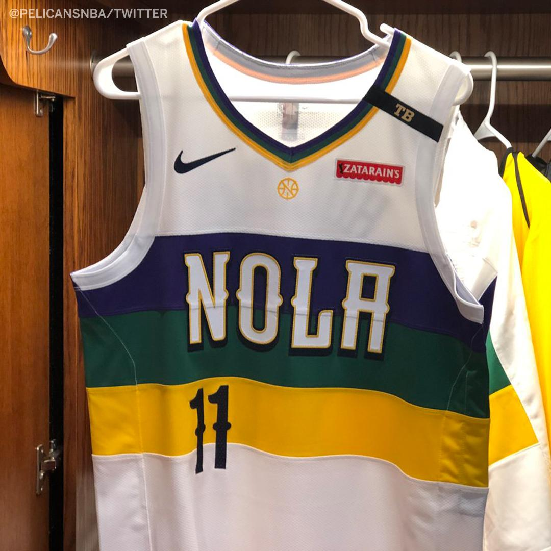 87ea1977450 the pelicans are getting ready for mardi gras with the debut of their new  city edition