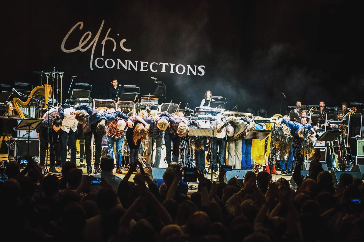 ...and the curtain falls on #ccfest19. THANK YOU for yet another incredible 18 days. 🎶❤️