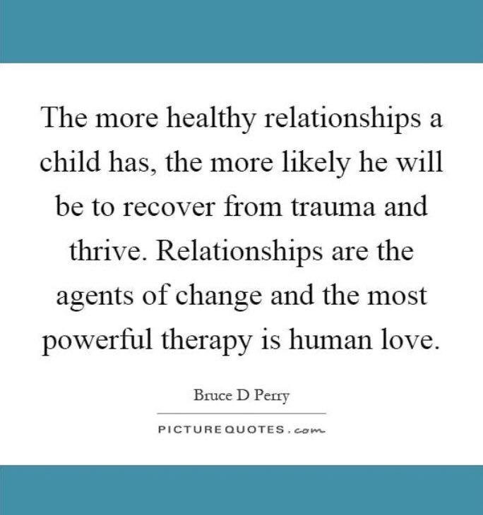 How Trauma Is Changing Childrens Brains >> Dr Phil Anderson On Twitter Some Of My Favourite Bdperry