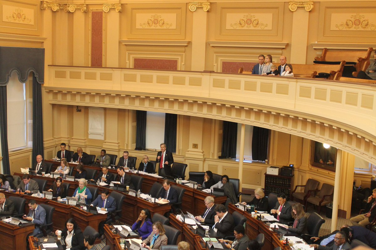 Jacob's Law (or at least Jacob's Bill, for now), named for Jay Timmons' and Rick Olson's  son Jacob, passed from second reading to third, meaning tomorrow the  full House will vote on the bill. This is a great day for family  equality in Virginia. On to Tuesday's vote.