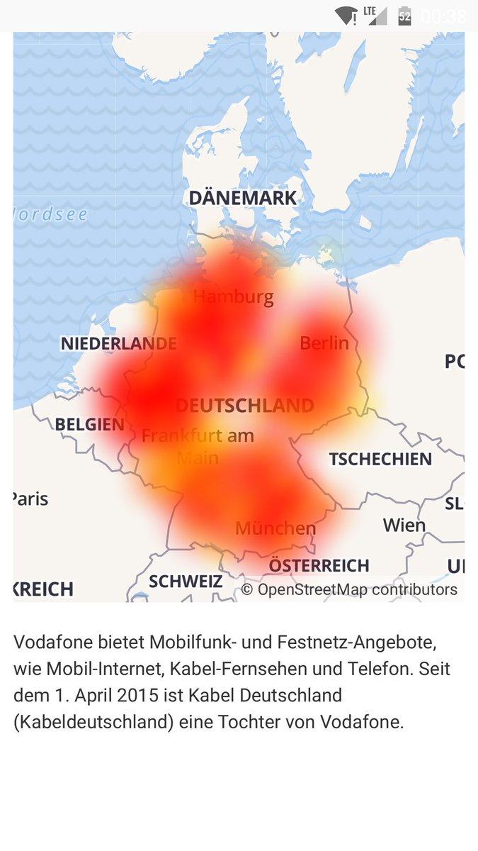störung internet