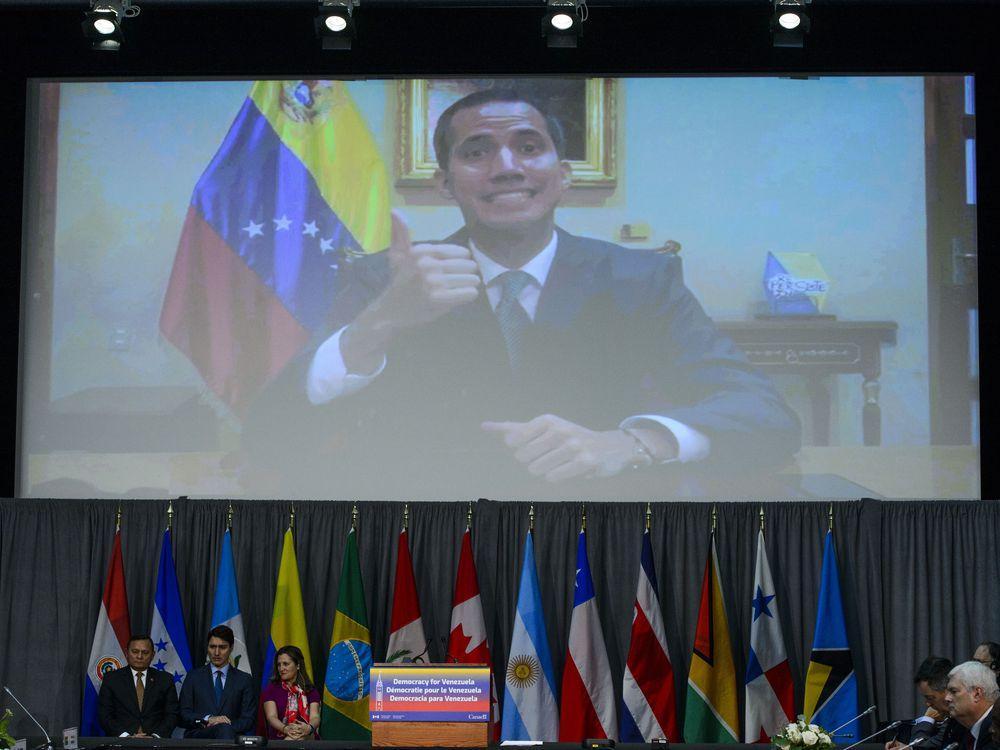 Venezuelan opposition welcomes Canada's call for military backing https://t.co/mF7XsDIrw4 #Venezuela #JuanGuaido