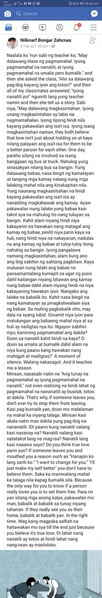 Worth Reading!!!  Happy Chinese New Year Everyone.  Sakaling Maging Tayo | McLisse   @mor1019 #DyisIsItManila Tagu-Taguan by McCoy De Leon and Elisse Joson